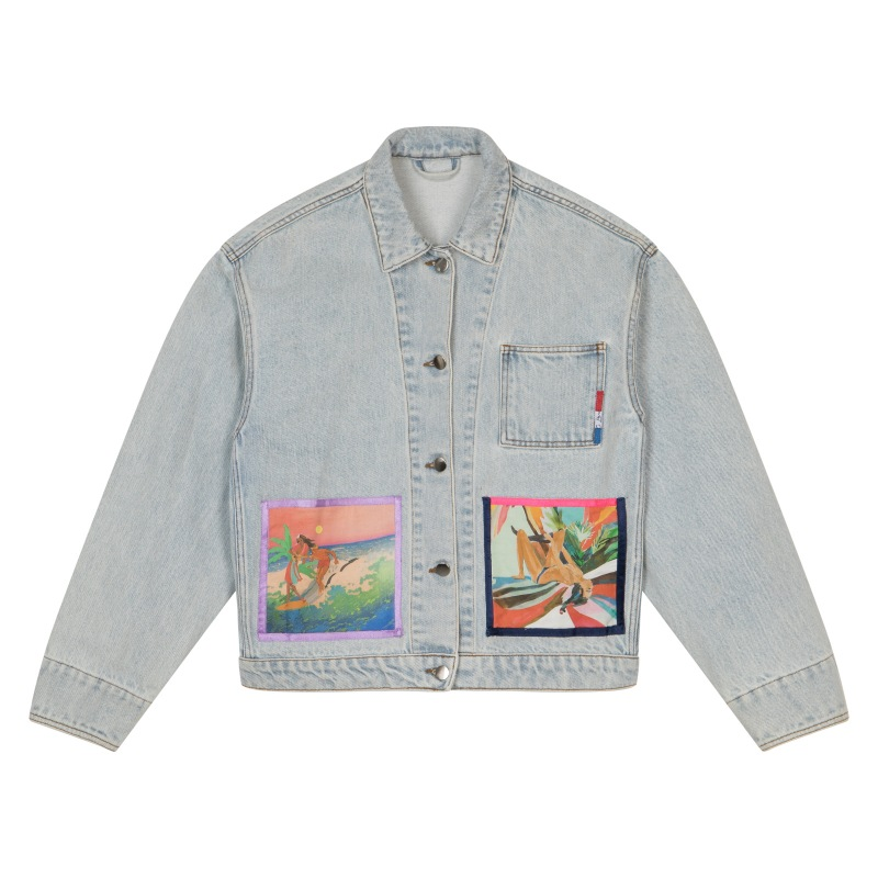Jean Jacket Custom