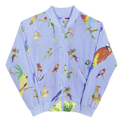 Les Perroquets Bleus
