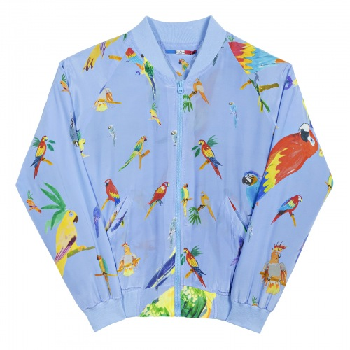 Les Perroquets Bleu