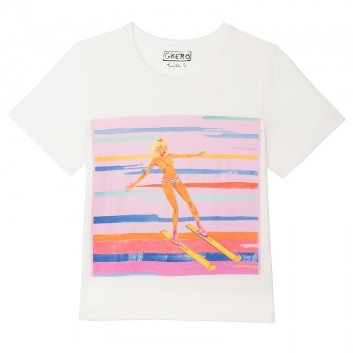 Ski Naughty Pink